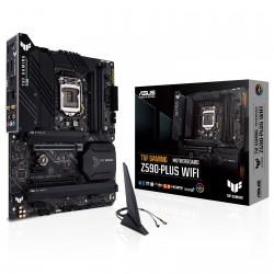 CARTE MERE ASUS TUF GAMING Z590-PLUS WIFI ATX Socket 1200 Intel Z590 Express