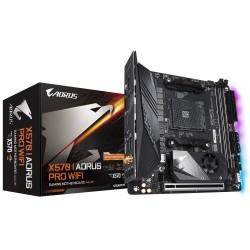 CARTE MERE Gigabyte X570 I AORUS PRO WIFI mini-ITX Socket AM4 AMD X570