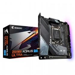 CARTE MERE Gigabyte Z590I AORUS ULTRA Mini ITX Socket 1200 Intel Z590 Express