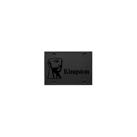 """DISQUE DUR SSD Kingston A400 240 Go - 2.5"""" - Interne - SATA"""