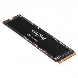 DISQUE DUR SSD Crucial P5 M.2 PCIe NVMe 500 Go 3D NAND TLC M.2 NVMe - PCIe 3.0 x4