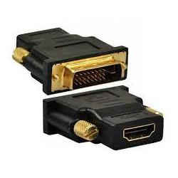 ADAPTATEUR DVI-D TO HDMI - DVI-D MALE VERS HDMI FEMELLE 684821 700069 009161