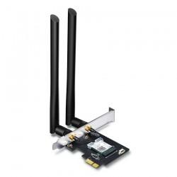 CARTE WIFI TP-LINK Archer T5E Adaptateur PCIe Wi-Fi double bande AC1200 (AC867+N300)+Bluetooth 4.2