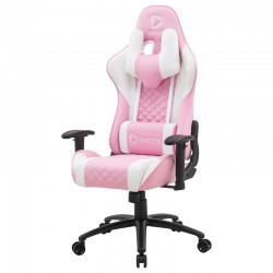 FAUTEUIL ONEX GX3 SERIES GAMING CHAIR PINK/WHITE
