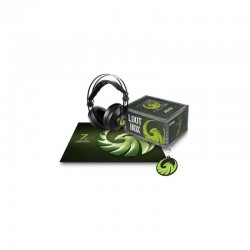 PACK MSI LOOT BOX PACK 2020GT CASQUE GAMER + TAPIS + PORTE CLEF