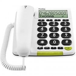 TELEPHONE FIXE DORO PHONEEASY 312 CS FILAIRE