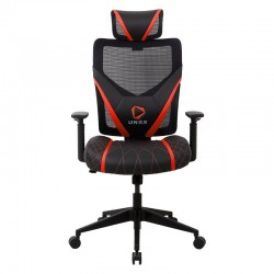 FAUTEUIL GAMER ONEX GE300 BREATHABLE ERGONOMIC GAMING CHAIR BLACK/RED