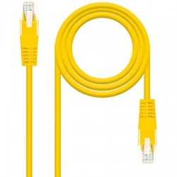 CABLE RESEAU 1M Cat6 RJ45 cable Yellow