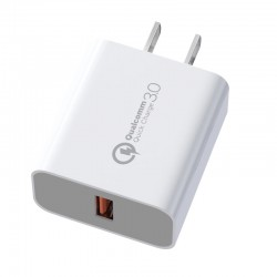 ADAPTATEUR SECTEUR QUICK XY-0029B USB-A 5V 3A / 9V 2A / 12V 1.5A