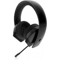 CASQUE GAMING  Alienware 310H Casque-micro filaire pour gamer - Microphone rétractable