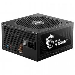 ALIMENTATION PC MSI MPG A750GF100% modulaire 750W ATX 12V - 80PLUS Gold