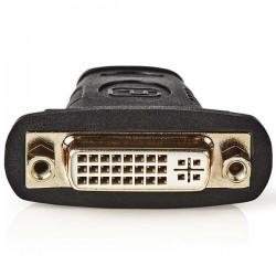 ADAPTATEUR HDMI TO DVI-D - HDMI FEMELLE VERS DVI-D FEMELLE  607523 700045