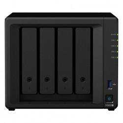 SERVEUR NAS Synology DiskStation DS920+ Serveur NAS 4 baies - 4Go DDR4 - Intel Celeron J4125