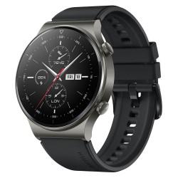 MONTRE CONNECTEE Huawei Watch GT 2 Pro (Sport) - Bracelet Fluoroelastomère Night black