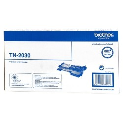 BROTHER TN-2030 BLACK 1000PAGES  TONER ***