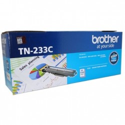 BROTHER TN-233C CYAN 1300  PAGES TONER ***