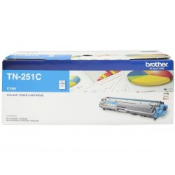 BROTHER TN-251 Cyan Toner Cartridge - 1400 pages ***