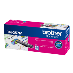 BROTHER TN-257 MAGENTA Toner Cartridge - 2,300 pages ***