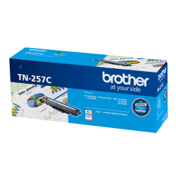 BROTHER TN-257 YELLOW Toner Cartridge - 2,300 pages ***