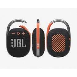 ENCEINTE JBL CLIP 4 BLUETOOTH NOIR / ORANGE