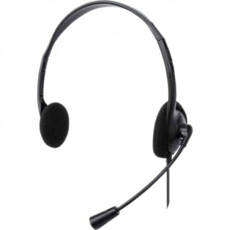 CASQUE MICRO MANHATTAN ON-EAR USB