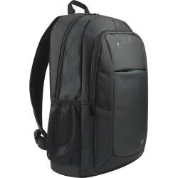 """Sacoche MOBILIS The One Sac à dos pour portable de 14"""" à 15,6"""" - Noir - Polyester 300D Poignée, Bandoulière"""