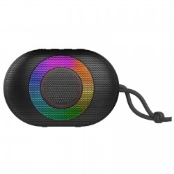 ENCEINTE mbeat MB-BSP-B1 Bump B1 IPX6 Portable RGB Bluetooth Party Speaker