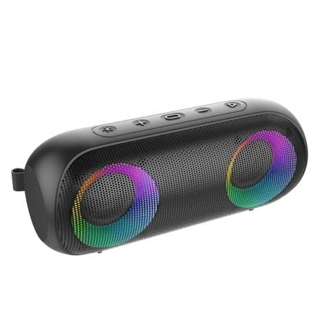 ENCEINTE mbeat BUMP B2 IPX6 Bluetooth Speaker with Pulsing RGB Lights