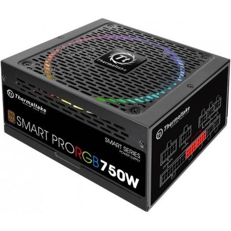 ALIMENTATION PC THERMALTAKE SMART PRO RGB 750W 80+ BRONZE
