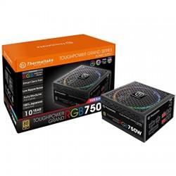 ALIMENTATION PC THERMALTAKE TOUGHPOWER GRAND 750W 80+ GOLD RGB  SYNC EDITION
