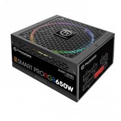 ALIMENTATION PC Thermaltake Smart Pro RGB 650W 80+ Bronze Riing Fully Modular PSU