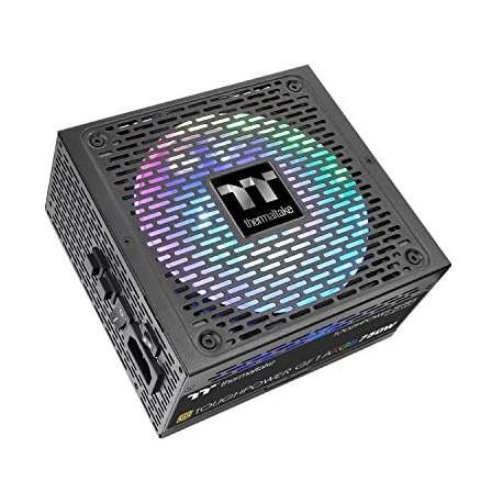 ALIMENTATION PC Thermaltake Toughpower GF1 ARGB 750W 80+ Gold Riing Duo Fully Modular PSU