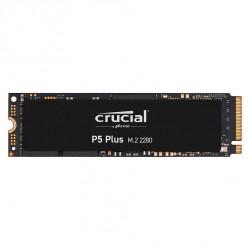 DISQUE DUR Crucial P5 Plus 500 Go SSD 500 Go 3D NAND TLC M.2 2280 NVMe - PCIe 4.0 x4