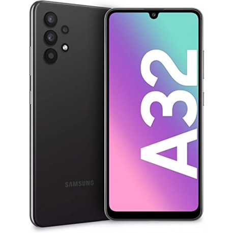 SMARTPHONE SAMSUNG GALAXY A32 4G 4Go 128Go DUAL SIM AWESOME BLACK
