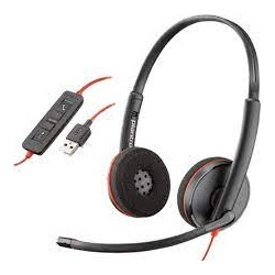 CASQUE MICRO Plantronics Blackwire 3220 USB-A BInaural