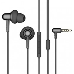 ECOUTEURS 1MORE STYLISH DUAL DYNAMIC DRIVER INTRA-AURICULAIRES BLUETOOTH NOIR