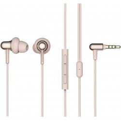 ECOUTEURS 1MORE STYLISH DUAL DYNAMIC DRIVER INTRA-AURICULAIRES BLUETOOTH GOLD
