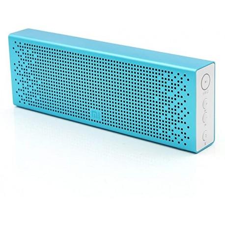 HAUT PARLEUR XIAOMI MI BLUETOOTH SPEAKER BLUE POUR PC