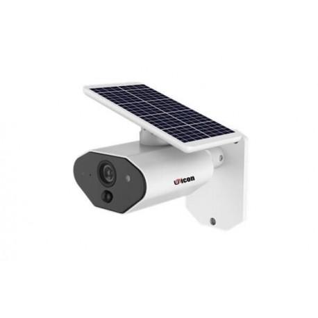 CAMERA UNICON UN-SW200 SOLAIRE WIFI 1080p IP66 WATERPROOF