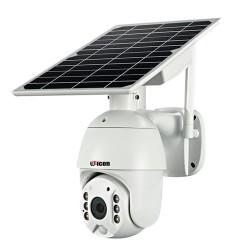 CAMERA UNICON UN-SPT2200G SOLAIRE 4G 2MP 1080p AVEC CARTE SIM