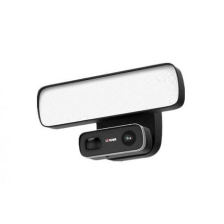 CAMERA UNICON UN-FLP1 WIFI PROJECTEUR 1080p VISION NOCTURNE IP65