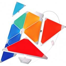Nanoleaf Light Panels   Rhythm Edition Smarter Kit (9Panels)