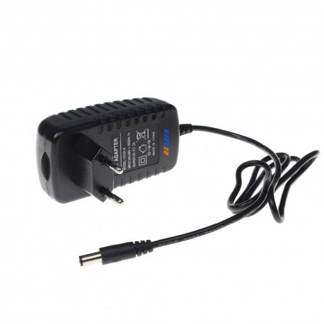 TRANSFO TIANDY 1AMP 12V CD PLUG PACK CABLE JACK 2.5MM POUR CAMERA WIFI TIANDY