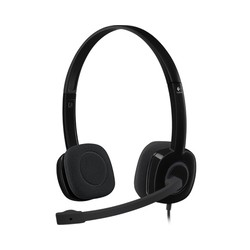 MICRO CASQUE LOGITECH H151 STEREO HEADSET
